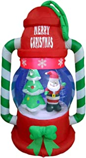 Best inflatable snow globe parts Reviews