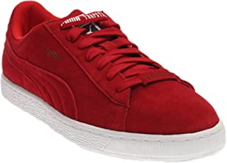Mens Trapstar Suede Casual Sneakers,