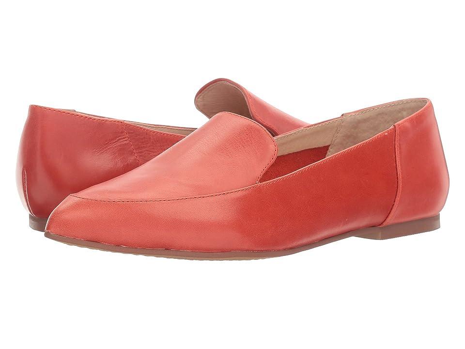 Kristin Cavallari Chandy Loafer (Red Leather) Women