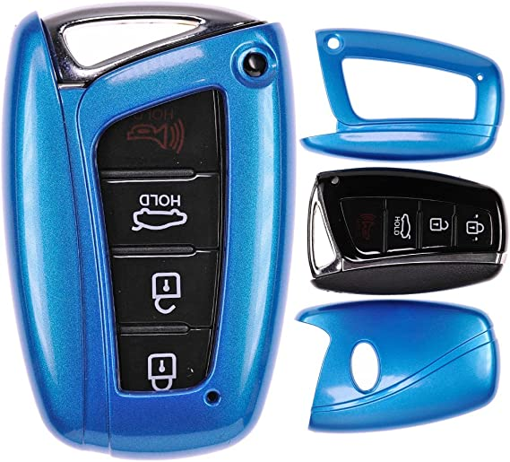 Auto Schlüssel Cover Hülle Für Hyundai Genesis Equus Elektronik