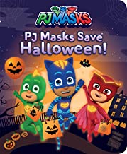 pj mask halloween book