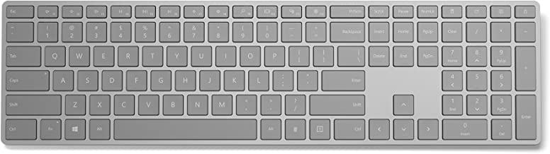 Microsoft Modern Keyboard with Fingerprint ID (EKZ-00001) 1780 - Gray