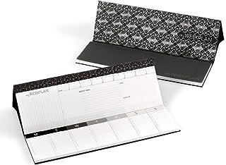 Idea regalo: Planning settimanale-dorso GLITTER NERO - MY WEEK PLAN