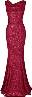 Women's 30s Brief Elegant Mermaid Evening Dress