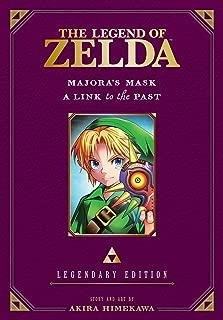 The Legend of Zelda: Majora's Mask / A Link to the Past -Legendary Edition- (The Legend of Zelda: Legendary Edition)