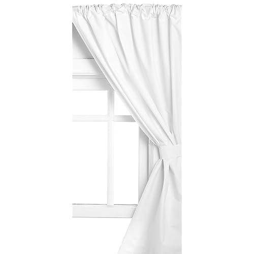Bathroom Windows Curtains Amazon Com