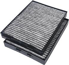 Mann Oil Air Carbon Two Cabin Filter Service Kit for BMW E39 540i 4.4 V8 97-03