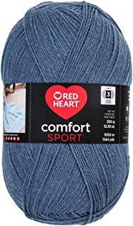 Best red heart sport weight yarn Reviews