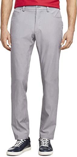 Advantage Performance 5-pocket Straight Tapered Fit Chino Pant