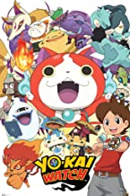 Pyramid America Yo-Kai Watch Cast Television Cool Wall Decor Art Print Poster 24x36