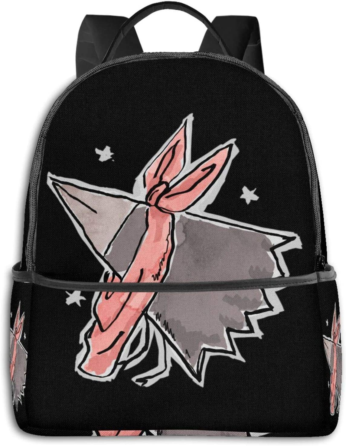 Gifts Anime Nichijou Super beauty product restock quality top! - Crow Student Cycling Leisur Bag School
