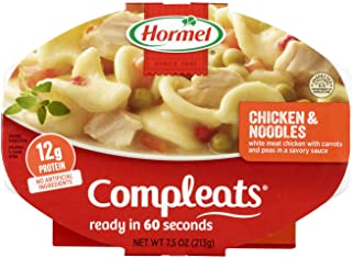 Hormel Compleats Chicken and Noodles, 10 Ounce (Pack of 6)