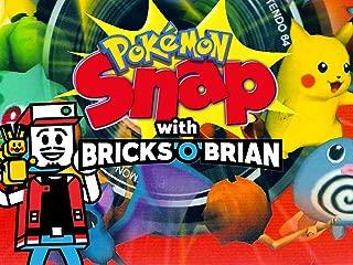 Clip: Pokemon Snap with Bricks 'O' Brian!