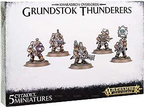 Games Workshop Warhammer Age of Sigmar Kharadron Overlords Grundstok Thunderers