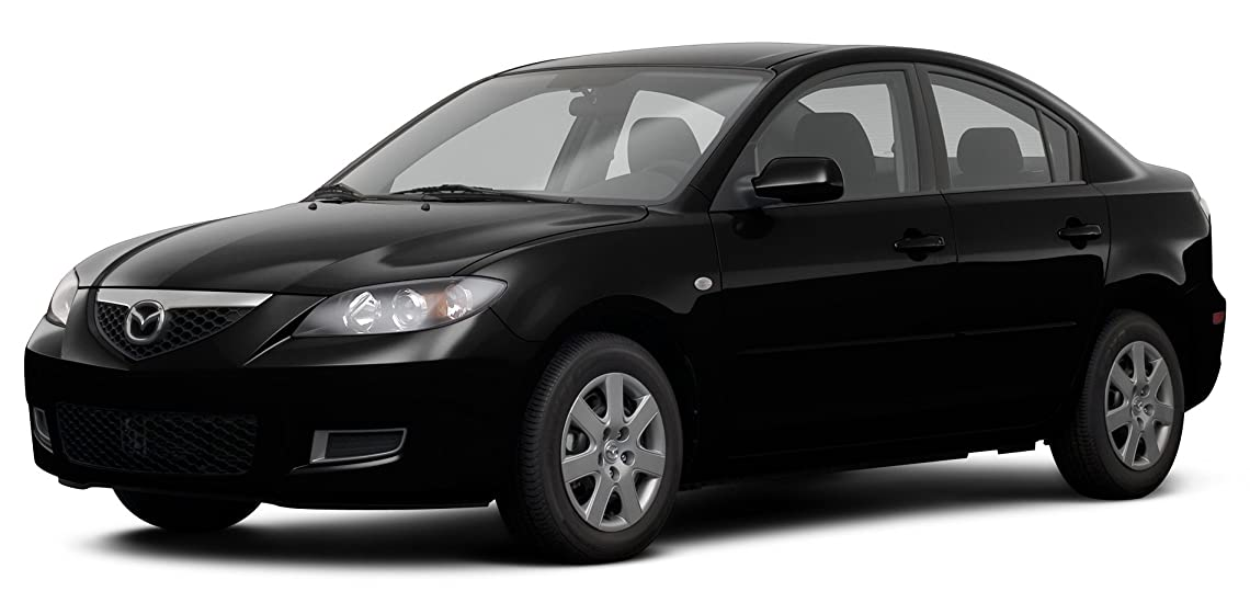 2008 mazda 3 manual transmission i sport *limited availability*