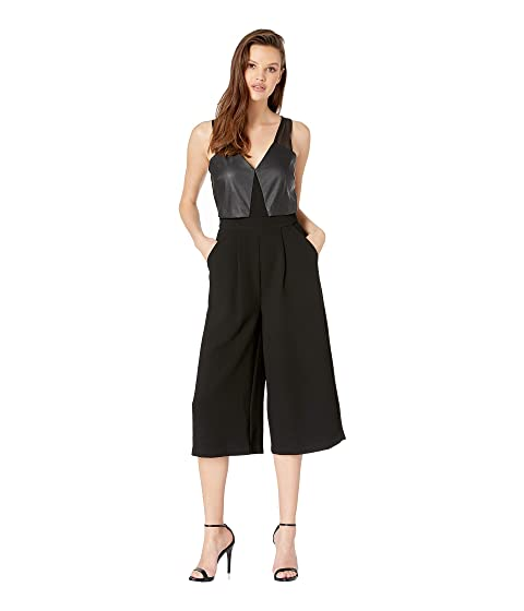 e49a04776c6c BCBGeneration Bodice Overlay Jumpsuit at 6pm