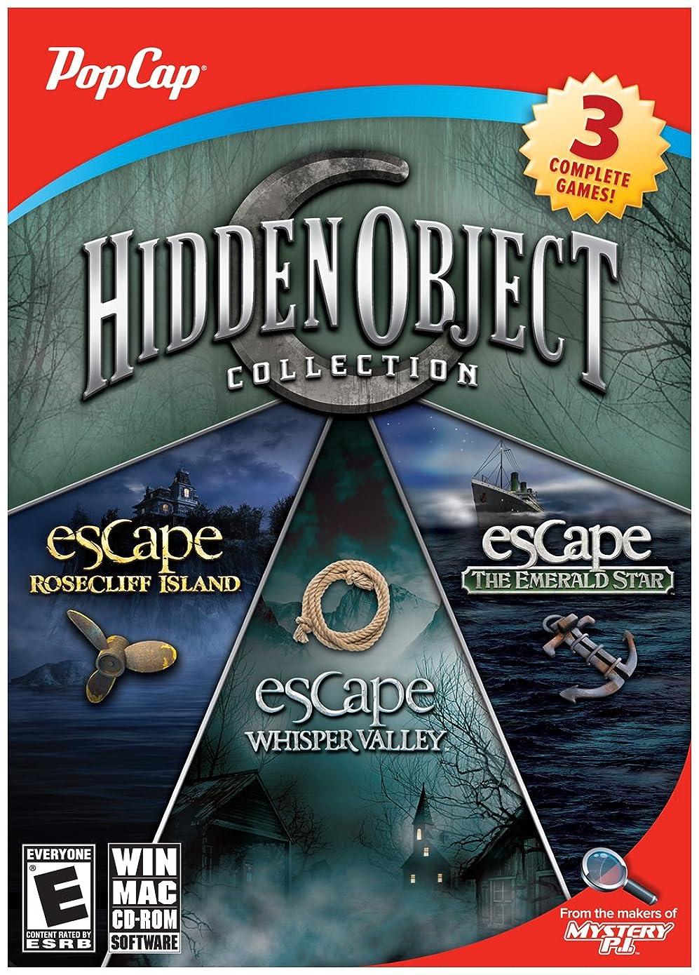 オリエンテーションプライバシー父方のEscape Hidden Object Collection (輸入版)