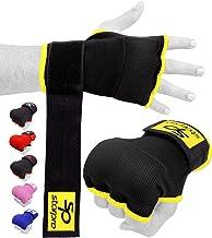 MMA KO Vendas Boxeo Dr Muay Thai Kick Boxing Cinta El/ástica Mano Mu/ñeca MMA Envolturas Vendaje Bandera Italiana 4,5 Metros