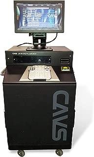 CAVS JB-99RX Karaoke Jukebox, Portable karaoke machine, Touch screen monitor, dual microphones, karaoke mixer, amplifier, dual speakers, bill acceptor, router, all in a kiosk with wheels