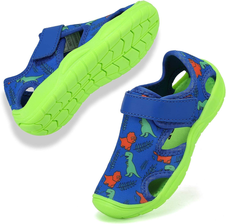 FANTURE Toddler Water Shoes Boys Ranking TOP5 Quick-Dry Aqua Socks Ligh Regular discount Girls