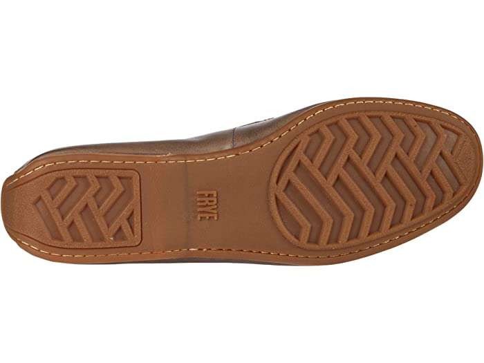 Frye Lewis Venetian Stone Antique Pull Up Loafers