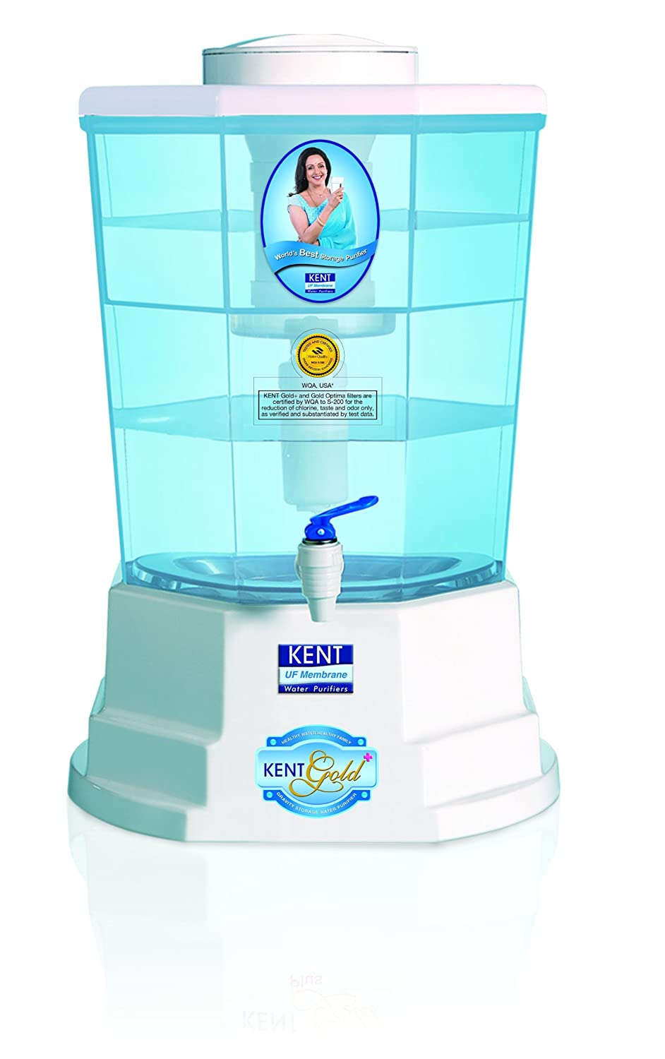 best water purifier with less maintenance