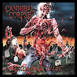 Licenses Products Cannibal Corpse Eaten Sticker