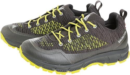 Dachstein - Super Leggera LC DDS Hommes Chaussures de randonnée (gris foncé Jaune)