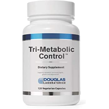 Douglas Laboratories - Tri-Metabolic Control - Supports Metabolic Hormones Leptin, Ghrelin and Adiponectin - 120 Capsules