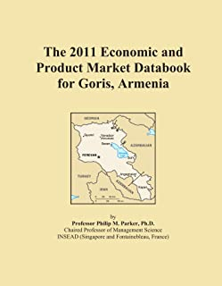 The 2011 Economic and Product Market Databook for Goris, Armenia