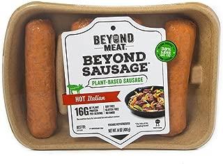 Beyond Meat, Beyond Sausage, Hot Italian, 14 oz