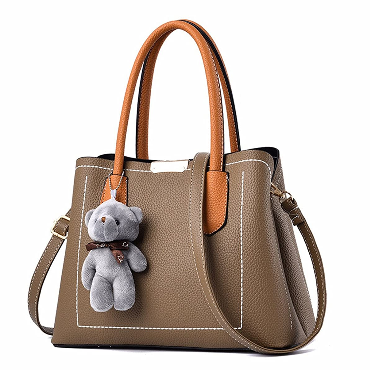 気まぐれなバインド探検DUNLAND 女性のための女性のバッグのハンドバッグのハンドバッグレジャー スペル色ケットメッセンジャーバッグレディース