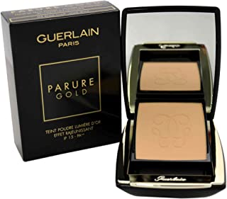 Guerlain Parure Gold Radiance Powder Foundation No.02