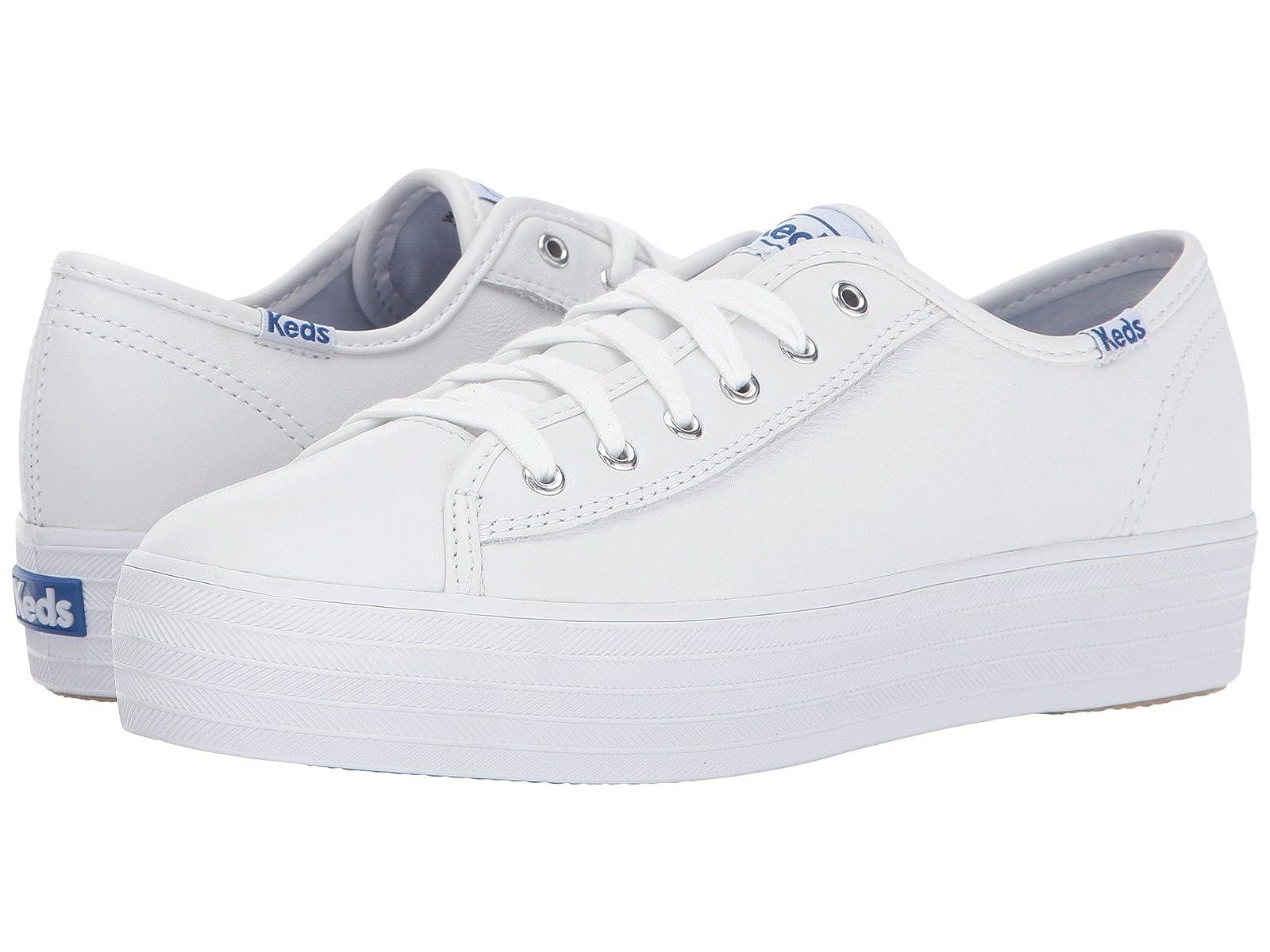 Keds Triple Kick LeatherAtmospheric grades have affordable shoes