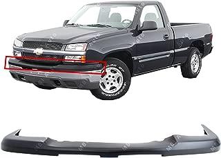 05 silverado bumper cover