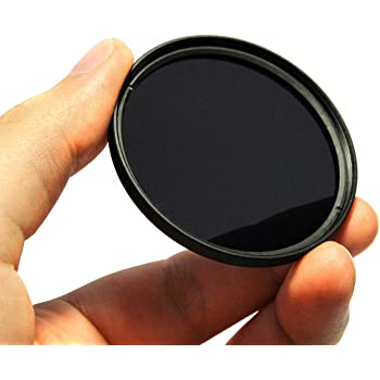 Gadget Place 49mm Neutral Density ND4 Filter for Canon EOS M M3 M5 M6 M10 M50 M100 EOS Kiss M with The EF-M 15-45mm F3.5-6.3 is STM Lens