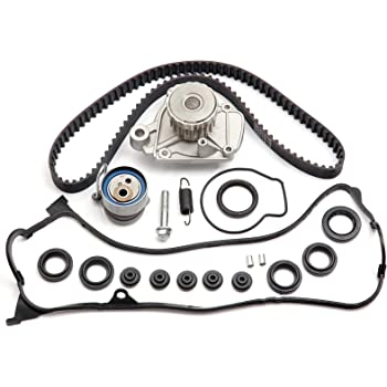 LUJUNTEC Timing Belt Kits for 2001-2005 Honda Civic