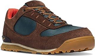 """حذاء Danner 37402 Jag Low 3"""" للتنزه لمسافات طويلة، رمادي داكن/أزرق داكن - 9.5 D"""