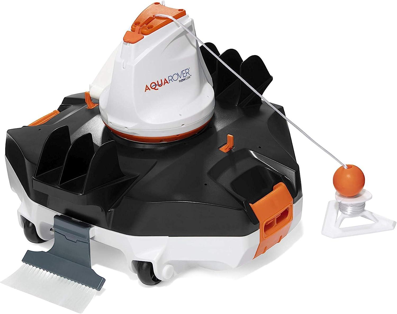 Bestway 58622 robot aspirador independiente de piscina RC26, Gris