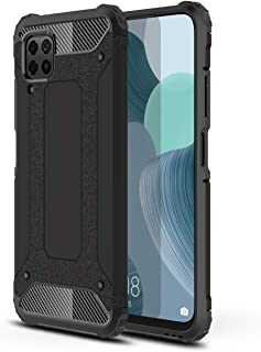 FanTing Case for Huawei P40 lite/nova 7i/nova 6 SE, [ Shockproof] [Heavy Duty] Generous Rugged Tough Dual Layer Armor Case...