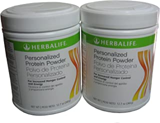 Herbalife Personalized Protein Powder 2Pack (12.7 OZ)