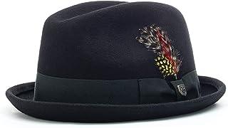 قبعة جين فيدورا للرجال من بريكستون