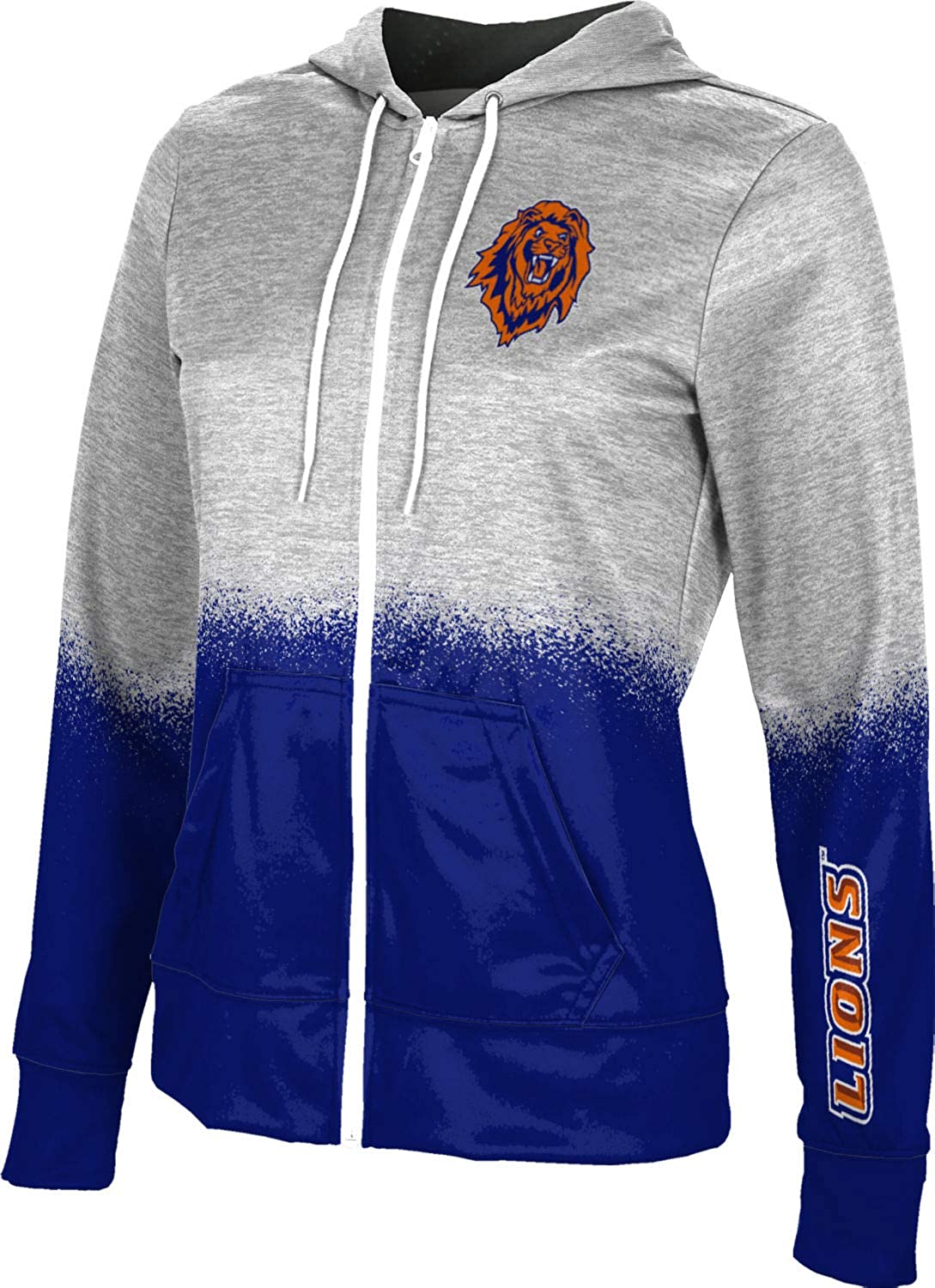 High material Recommended Lincoln University PA Girls' Zipper Swea School Hoodie Spirit