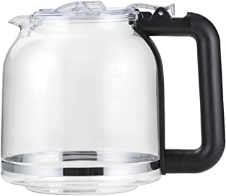 Bodum 01-11754-10-53 Bistro Programmable Coffee Maker Spare Jug, Clear