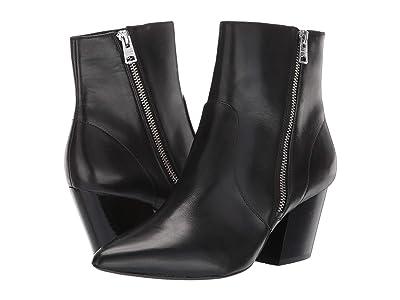 AllSaints Aster Ankle Boot (Black) Women