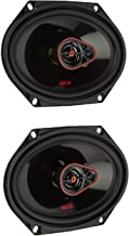 """Best CERWIN-Vega Mobile H7683 HED(R) Series 3-Way Coaxial Speakers (6"""" x 8"""", 360 Watts max) Review"""