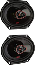 CERWIN-Vega Mobile H7683 HED(R) Series 3-Way Coaxial Speakers (6