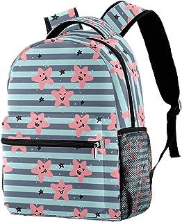 حقيبة ظهر كاجوال حقيبة كتب للمدرسة الثانوية والتخييم التنزه والتخييم حقيبة جمجمة للسيدات