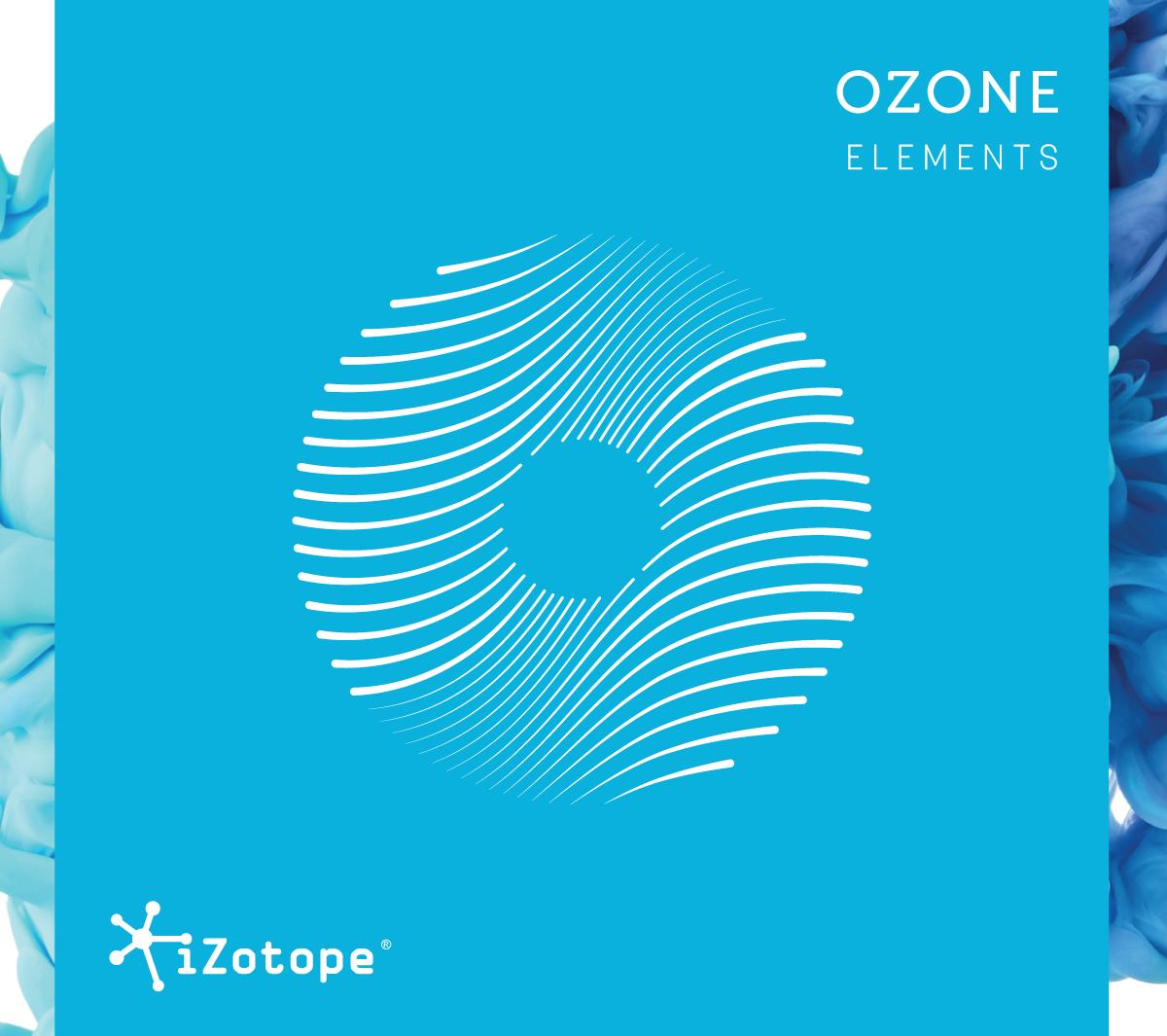 Ozone Elements: Mastering Plug-in, iZotope [Online Code]