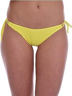 TIARA GALIANO Sexy Women's Bikini Bottom Thong Thin tie Side - Made in EU Lady Swimwear 100